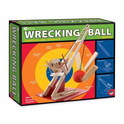 MindWare KEVA Wrecking Ball