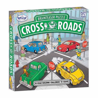 Popular Playthings Crossroads Brain Teaser