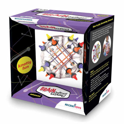 Recent Toys Brainstring Brain Teaser: Advanced