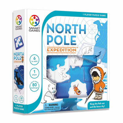 Smart Toys and Games North Pole Expedition