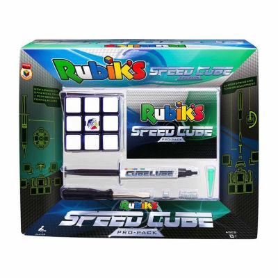Winning Moves Rubik's Speed Cube Pro-Pack
