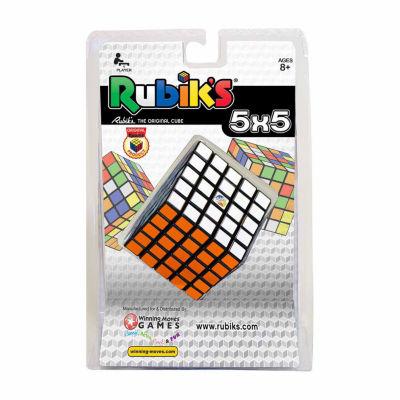Winning Moves Rubik's 5X5 Brainteaser