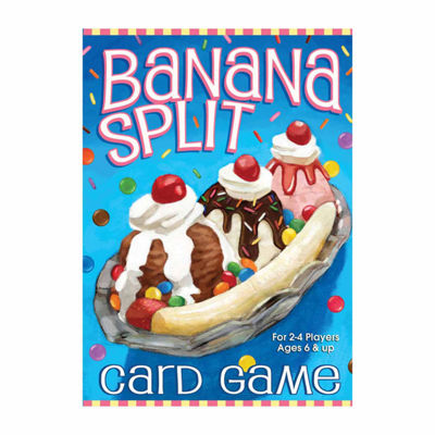 U.S. Games Systems Banana Split Card Game