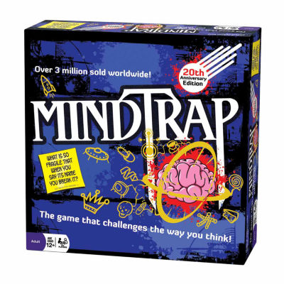 Outset Media MindTrap - 20th Anniversary Edition
