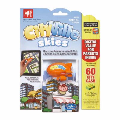 Hasbro CityVille Skies Zapped