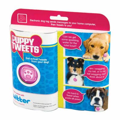 Mattel Puppy Tweets: Pink