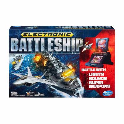 Hasbro Electronic Battleship