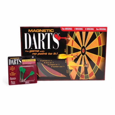 Family Games Inc. Magnetic Darts Game