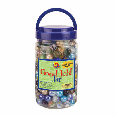 MegaFun USA Good Job! Marble Jar