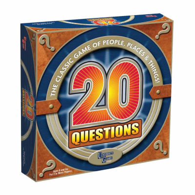 University Games 20 Questions