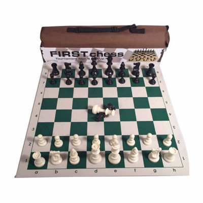 WorldWise Imports First Chess
