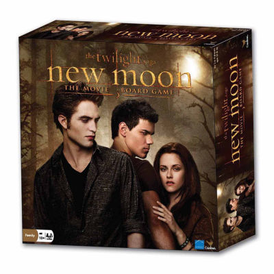 Cardinal New Moon Board Game - Box