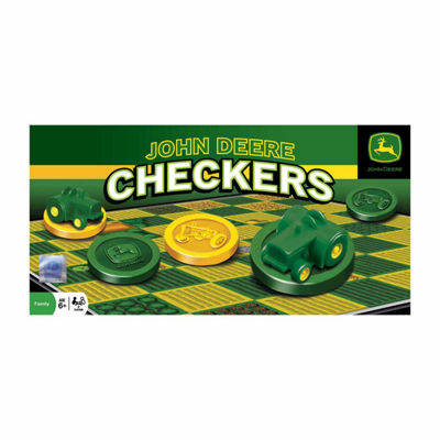 Masterpieces Puzzles John Deere - Checkers