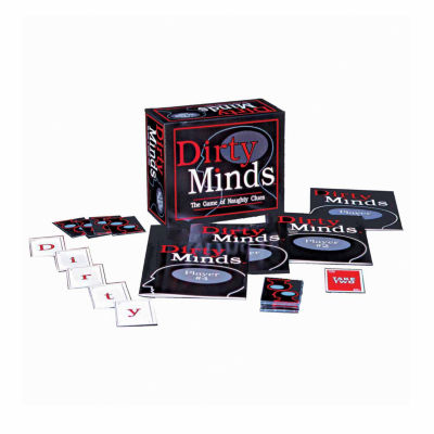 TDC Games Dirty Minds Game