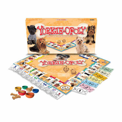 Late For The Sky Yorkie-opoly