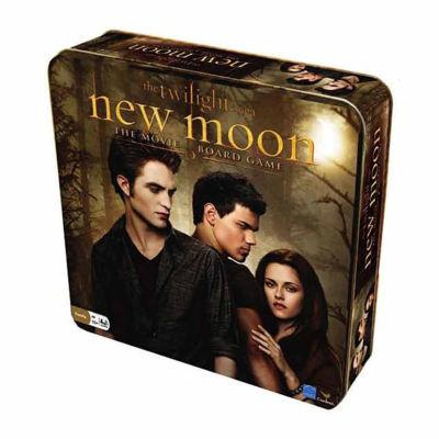 Cardinal Twilight: New Moon Board Game in a Tin