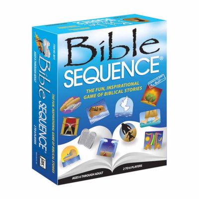 Jax Ltd. Bible Sequence Game