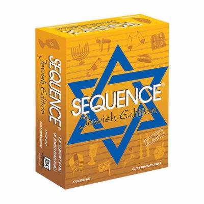 Jax Ltd. Sequence Game - Jewish Edition