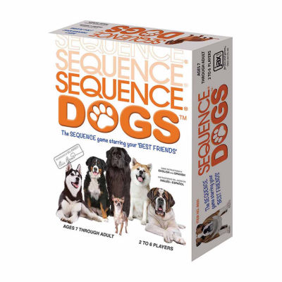 Jax Ltd. Sequence Dogs Game