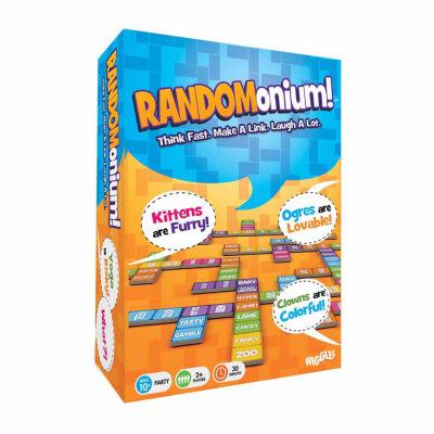Wiggles 3D Randomonium Word Game