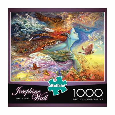 Buffalo Games Josephine Wall - Spirit of Flight: 1000 Pcs