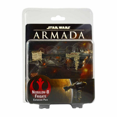 Fantasy Flight Games Star Wars: Armada - Nebulon-BFrigate Expansion Pack