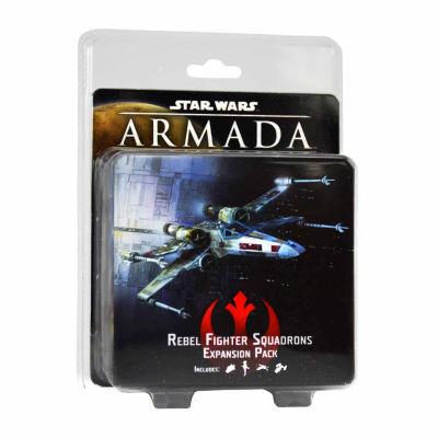 Fantasy Flight Games Star Wars: Armada - Rebel Fighter Squadrons Expansion Pack