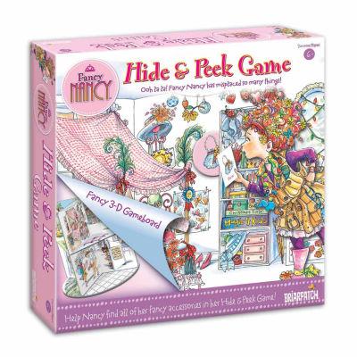 Briarpatch Fancy Nancy Hide and Peek Game