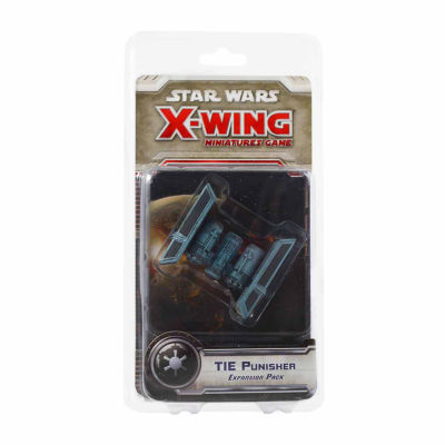 Fantasy Flight Games Star Wars X-Wing Miniatures Game - TIE Punisher Expansion Pack