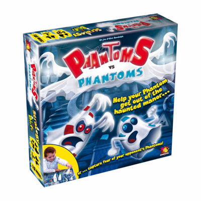 Asmodee Editions Phantoms vs. Phantoms