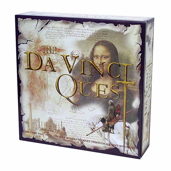 John N. Hansen Co. The Da Vinci Quest Game