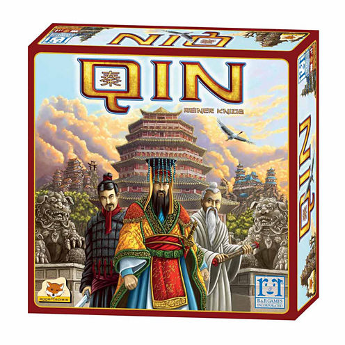 R and R Games Qin