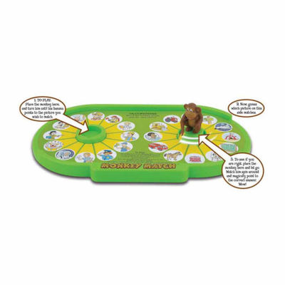 Popular Playthings Monkey Match