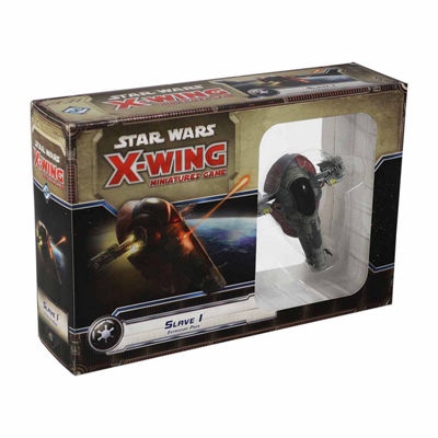 Fantasy Flight Games Star Wars X-Wing Miniatures Game - Slave I Expansion Pack