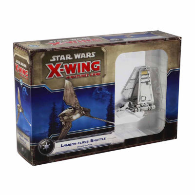 Fantasy Flight Games Star Wars X-Wing Miniatures Game - Lambda-class Shuttle Expansion Pack