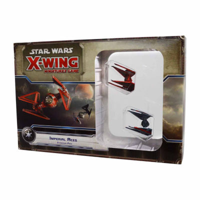 Fantasy Flight Games Star Wars X-Wing Miniatures Game - Imperial Aces Expansion Pack