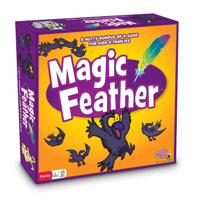 Wiggity Bang Games Magic Feather