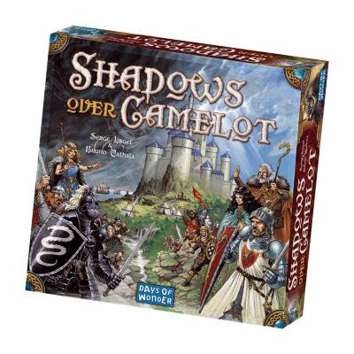 Days of Wonder Shadows Over Camelot Game