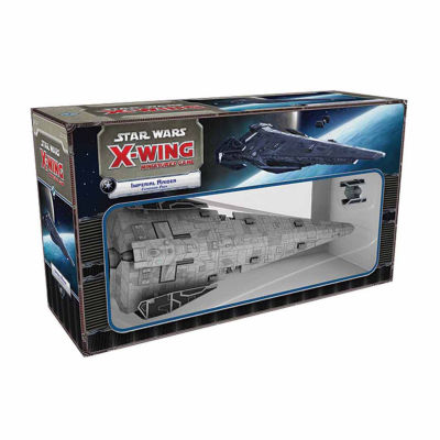 Fantasy Flight Games Star Wars X-Wing Miniatures Game - Imperial Raider Expansion Pack