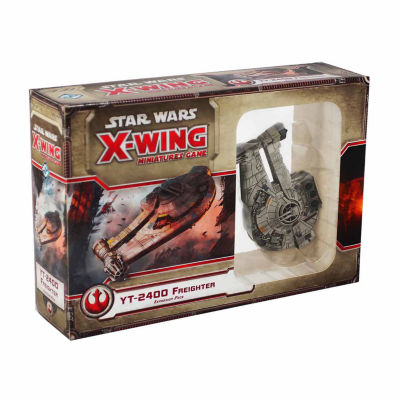 Fantasy Flight Games Star Wars X-Wing Miniatures Game - YT-2400 Freighter Expansion Pack