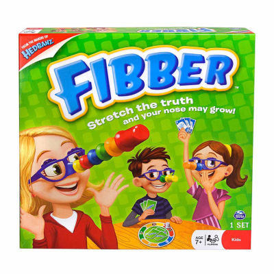 Spin Master Games Fibber