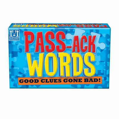 R and R Games Pass-Ackwords