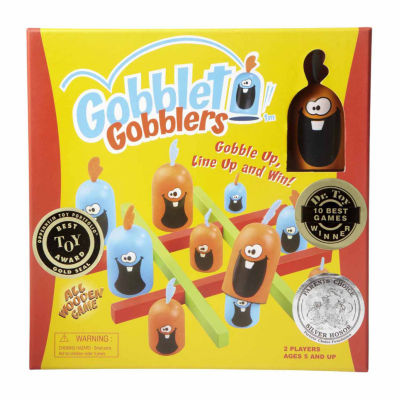 Blue Orange Games Gobblet Gobblers