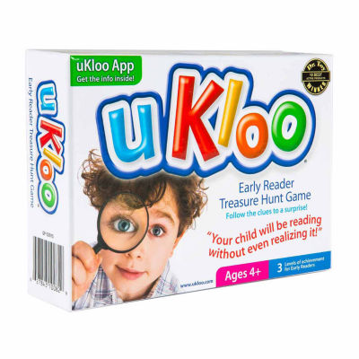 uKloo Kids Inc. uKloo Early Reader Treasure Hunt Game