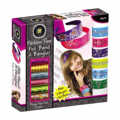 Band And Bangles Kids Jewelry Kit