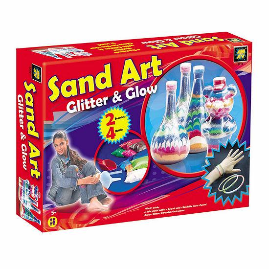 Glitter And Glow Kids Craft Kit