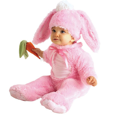 Pink Bunny Infant Costume 12-18 months