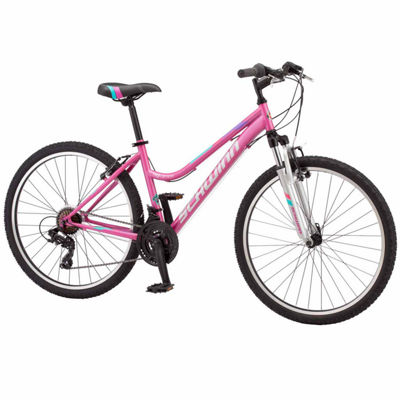 "Schwinn HighTimber 26"" Womens Front Suspension Mountain Bike"