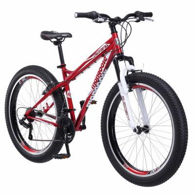 """Mongoose Bering 26"""" Mens Fat Tire Bike"""