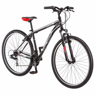 "Schwinn HighTimber 29"" Mens Front Suspension Mountain Bike"